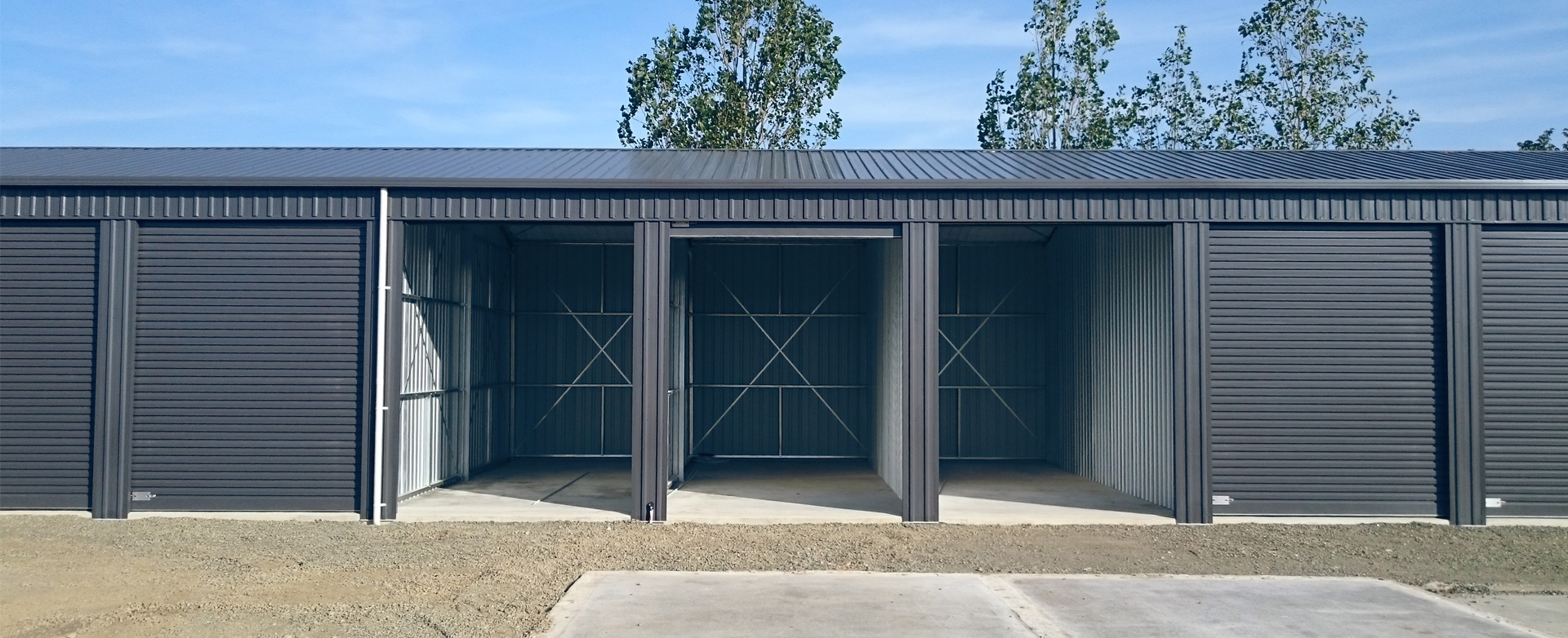 Asf Ashburton Storage Facilities Self Storage Units
